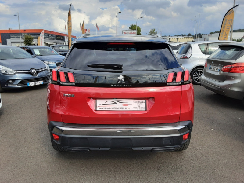 Photo 4 de l'offre de PEUGEOT 3008 1.6 BlueHDi 120ch SetS BVM6 Allure à 20500€ chez Centrale auto marché Périgueux