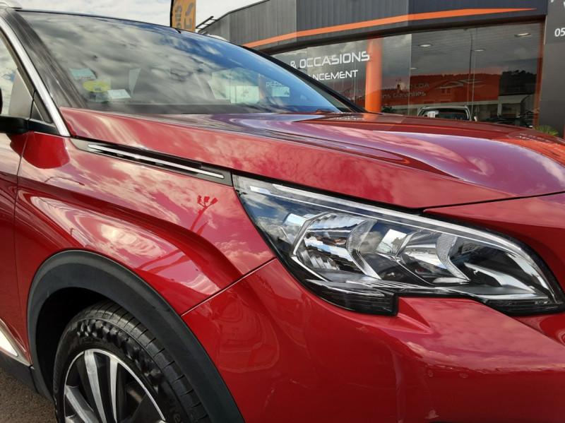 Photo 49 de l'offre de PEUGEOT 3008 1.6 BlueHDi 120ch SetS BVM6 Allure à 20500€ chez Centrale auto marché Périgueux