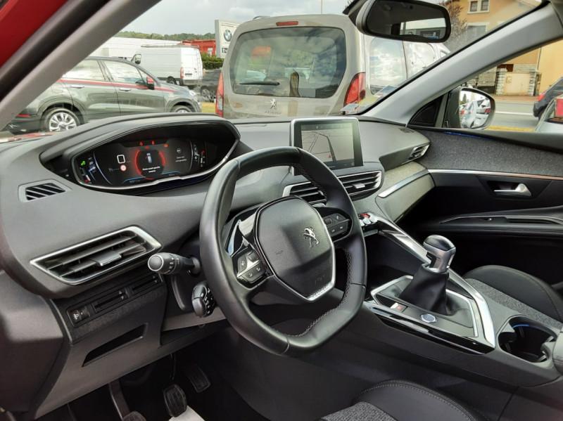 Photo 8 de l'offre de PEUGEOT 3008 1.6 BlueHDi 120ch SetS BVM6 Allure à 20500€ chez Centrale auto marché Périgueux
