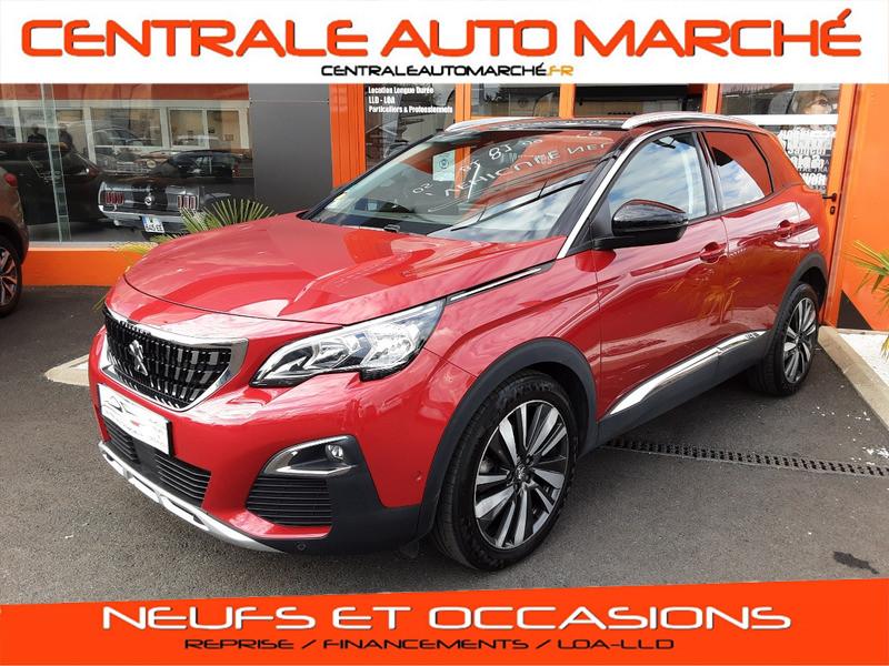 Photo 1 de l'offre de PEUGEOT 3008 1.6 BlueHDi 120ch SetS BVM6 Allure à 20500€ chez Centrale auto marché Périgueux