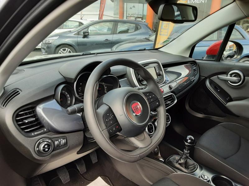 Photo 9 de l'offre de FIAT 500X 1.6 MultiJet 120 ch Popstar à 12500€ chez Centrale auto marché Périgueux