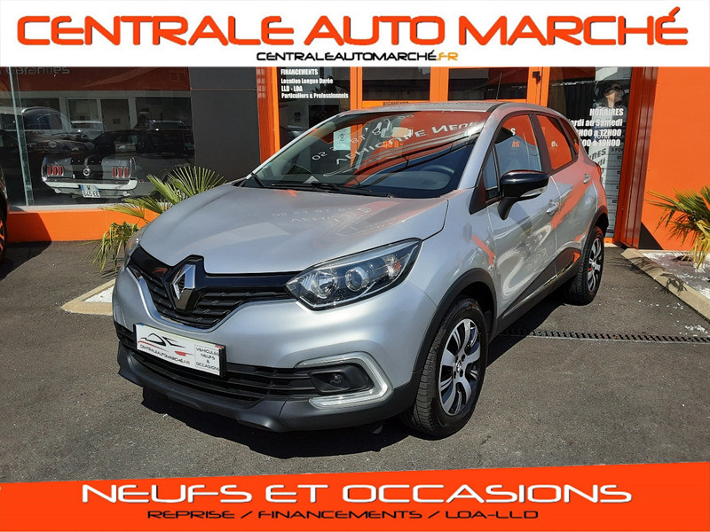 Renault CAPTUR dCi 90 Energy Business  Diesel  Occasion à vendre