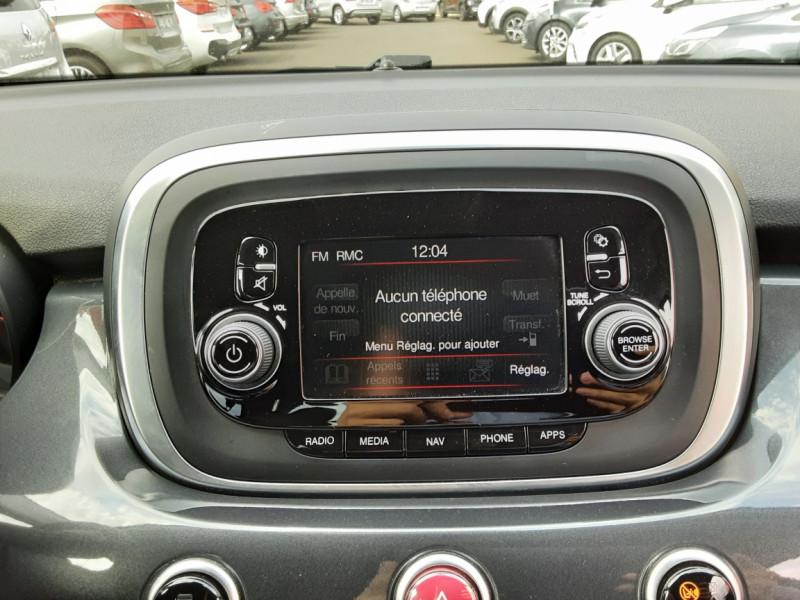 Photo 28 de l'offre de FIAT 500X 1.6 MultiJet 120 ch Popstar à 12500€ chez Centrale auto marché Périgueux