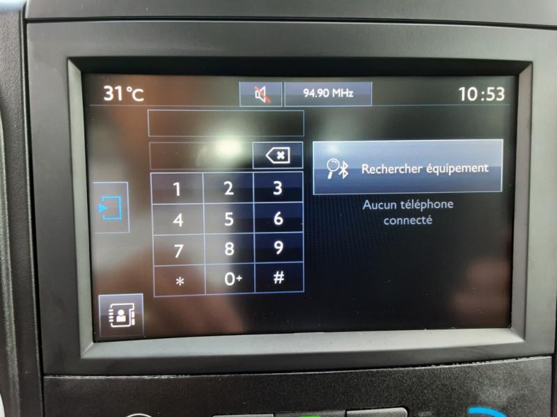 Photo 36 de l'offre de PEUGEOT PARTNER 1.6 BLUEHDI 100 SetS BVM5 PREMIUM PACK à 11990€ chez Centrale auto marché Périgueux