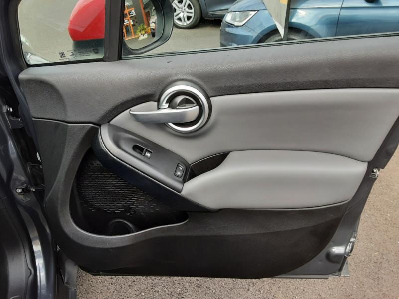 Photo 20 de l'offre de FIAT 500X 1.6 MultiJet 120 ch Popstar à 12500€ chez Centrale auto marché Périgueux