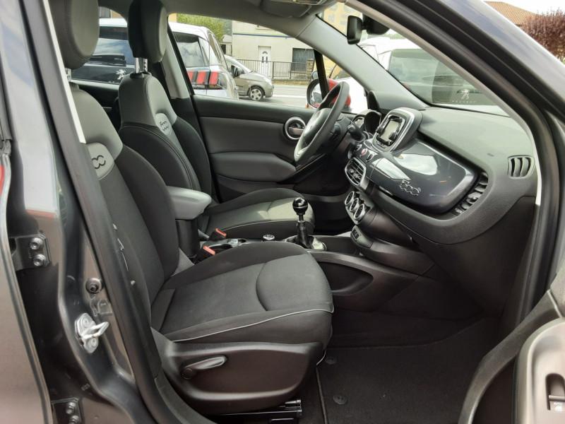 Photo 14 de l'offre de FIAT 500X 1.6 MultiJet 120 ch Popstar à 12500€ chez Centrale auto marché Périgueux