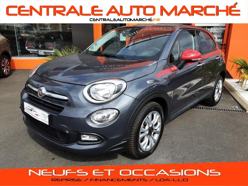 Photo 1 de l'offre de FIAT 500X 1.6 MultiJet 120 ch Popstar à 12500€ chez Centrale auto marché Périgueux