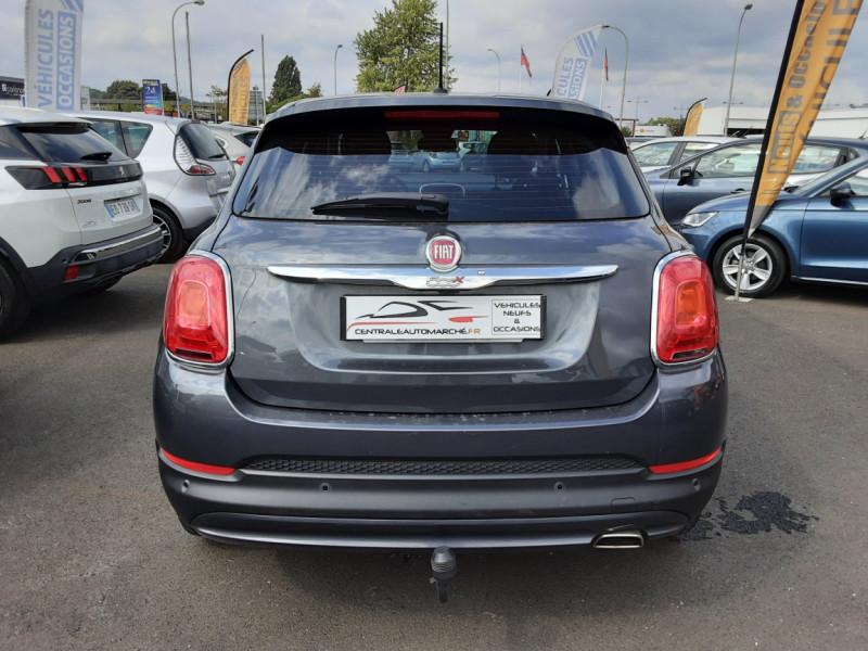 Photo 4 de l'offre de FIAT 500X 1.6 MultiJet 120 ch Popstar à 12500€ chez Centrale auto marché Périgueux
