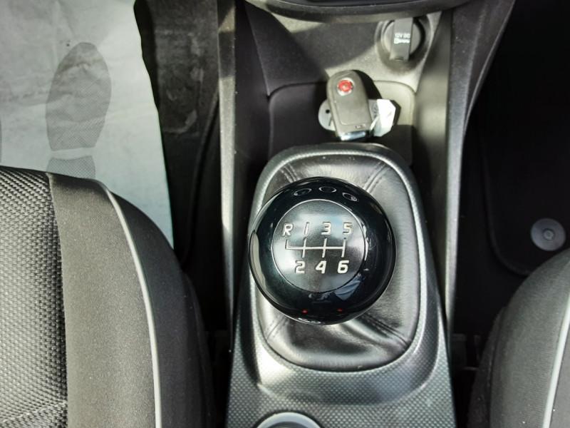 Photo 29 de l'offre de FIAT 500X 1.6 MultiJet 120 ch Popstar à 12500€ chez Centrale auto marché Périgueux