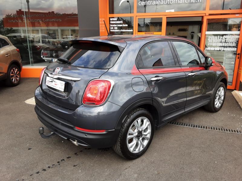 Photo 2 de l'offre de FIAT 500X 1.6 MultiJet 120 ch Popstar à 12500€ chez Centrale auto marché Périgueux