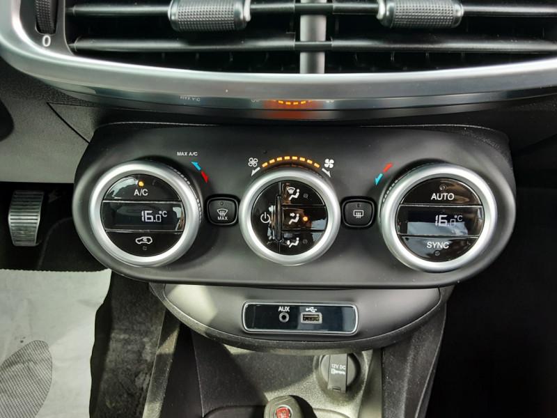 Photo 24 de l'offre de FIAT 500X 1.6 MultiJet 120 ch Popstar à 12500€ chez Centrale auto marché Périgueux