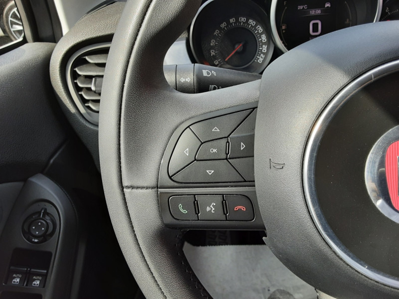 Photo 44 de l'offre de FIAT 500X 1.6 MultiJet 120 ch Popstar à 12500€ chez Centrale auto marché Périgueux