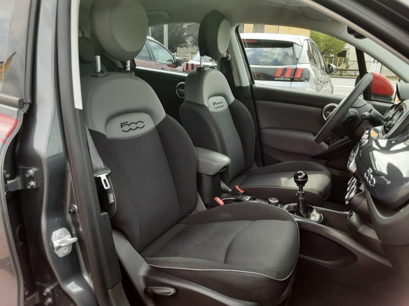 Photo 13 de l'offre de FIAT 500X 1.6 MultiJet 120 ch Popstar à 12500€ chez Centrale auto marché Périgueux
