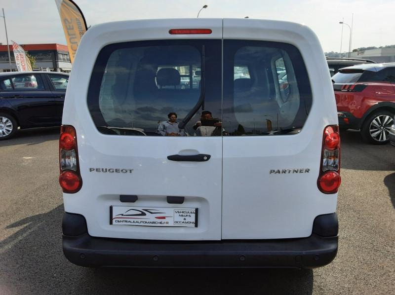 Photo 5 de l'offre de PEUGEOT PARTNER 1.6 BLUEHDI 100 SetS BVM5 PREMIUM PACK à 11990€ chez Centrale auto marché Périgueux