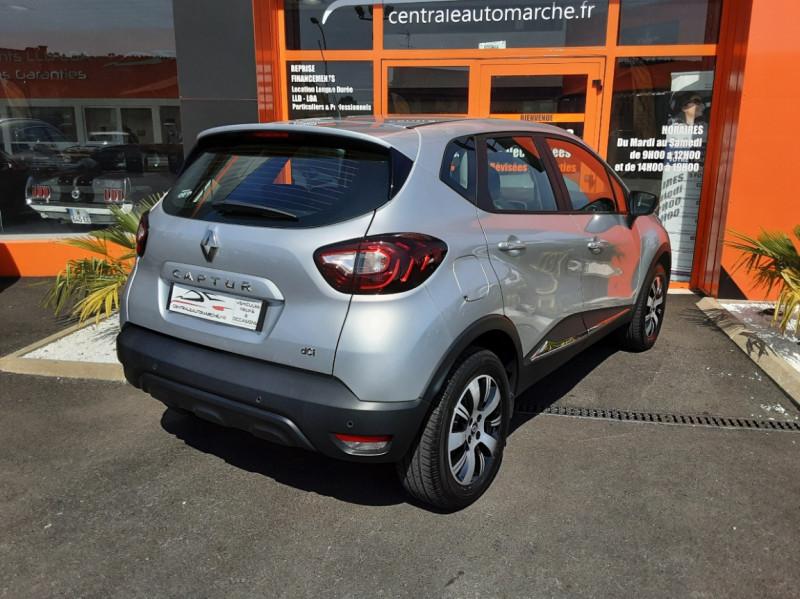 Photo 2 de l'offre de RENAULT CAPTUR dCi 90 Energy Business  à 11900€ chez Centrale auto marché Périgueux