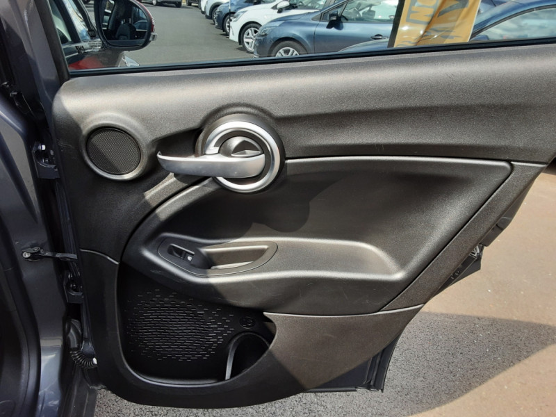 Photo 42 de l'offre de FIAT 500X 1.6 MultiJet 120 ch Popstar à 12500€ chez Centrale auto marché Périgueux