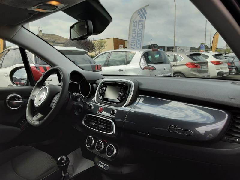 Photo 25 de l'offre de FIAT 500X 1.6 MultiJet 120 ch Popstar à 12500€ chez Centrale auto marché Périgueux