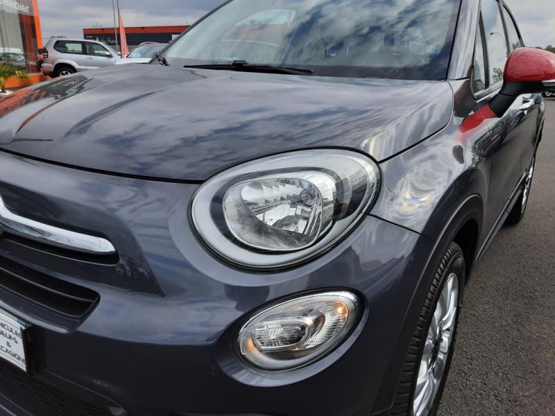 Photo 33 de l'offre de FIAT 500X 1.6 MultiJet 120 ch Popstar à 12500€ chez Centrale auto marché Périgueux