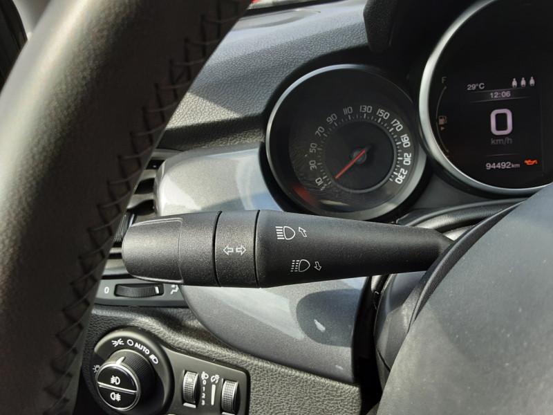 Photo 32 de l'offre de FIAT 500X 1.6 MultiJet 120 ch Popstar à 12500€ chez Centrale auto marché Périgueux