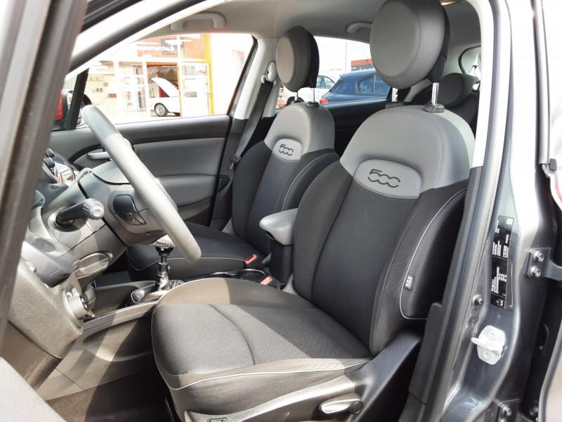Photo 12 de l'offre de FIAT 500X 1.6 MultiJet 120 ch Popstar à 12500€ chez Centrale auto marché Périgueux