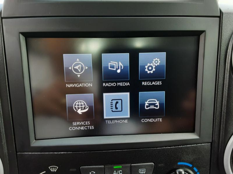Photo 30 de l'offre de PEUGEOT PARTNER 1.6 BLUEHDI 100 SetS BVM5 PREMIUM PACK à 11990€ chez Centrale auto marché Périgueux