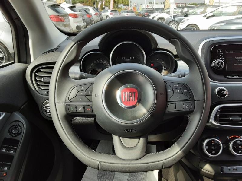 Photo 8 de l'offre de FIAT 500X 1.6 MultiJet 120 ch Popstar à 12500€ chez Centrale auto marché Périgueux