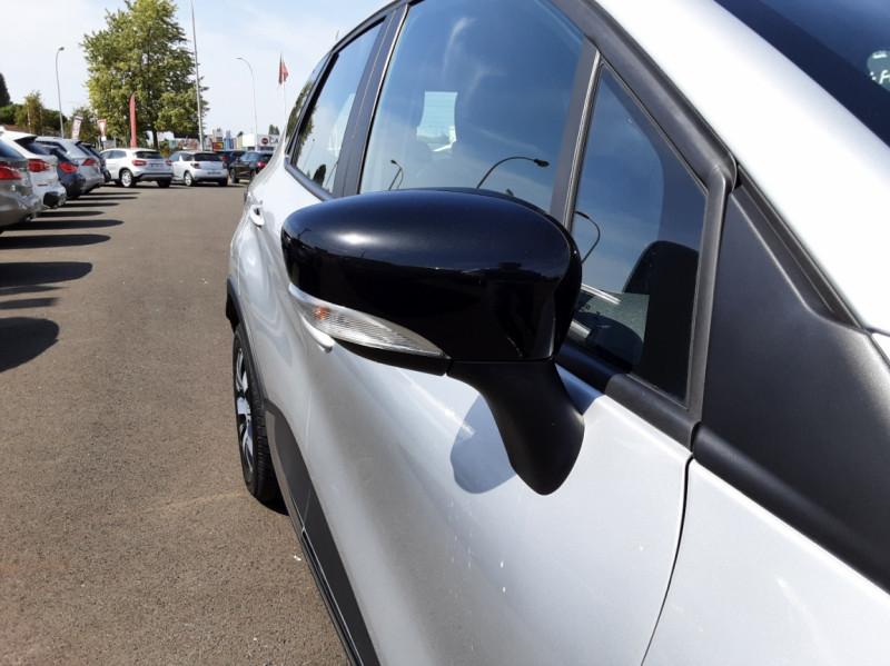 Photo 44 de l'offre de RENAULT CAPTUR dCi 90 Energy Business  à 11900€ chez Centrale auto marché Périgueux