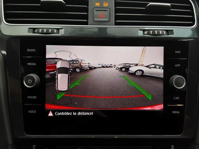 Photo 12 de l'offre de VOLKSWAGEN GOLF 2.0 TDI 150 BMT DSG7 Confortline à 20500€ chez Centrale auto marché Périgueux