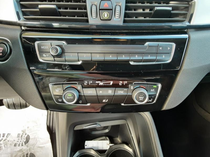 Photo 13 de l'offre de BMW X1 sDrive 16d 116 ch DKG7 Business Design à 25900€ chez Centrale auto marché Périgueux