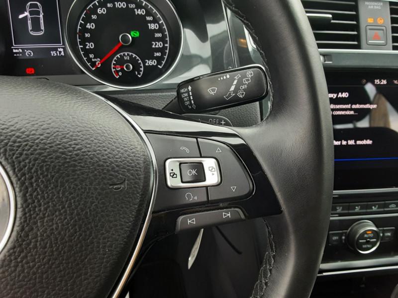 Photo 35 de l'offre de VOLKSWAGEN GOLF 2.0 TDI 150 BMT DSG7 Confortline à 20500€ chez Centrale auto marché Périgueux