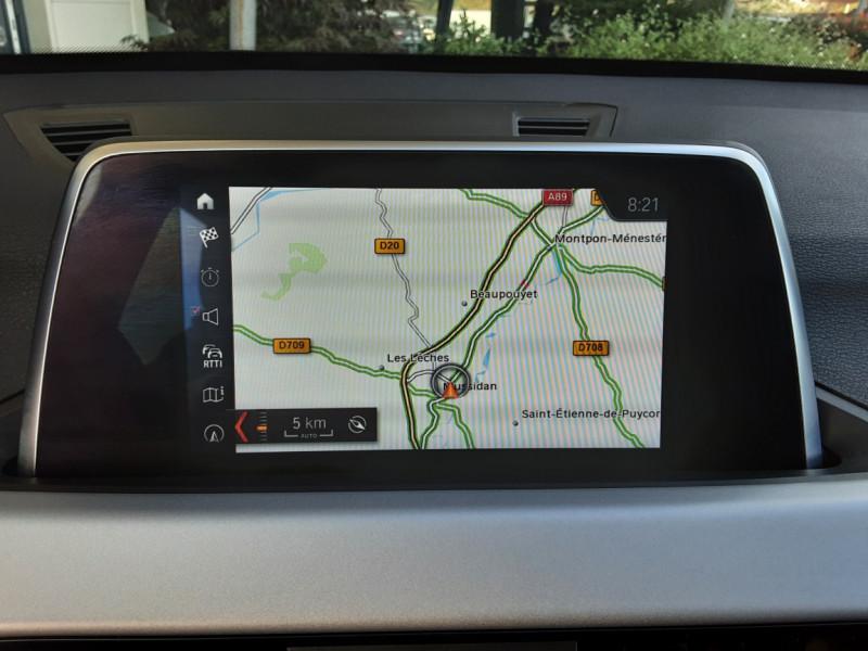 Photo 15 de l'offre de BMW X1 sDrive 16d 116 ch DKG7 Business Design à 25900€ chez Centrale auto marché Périgueux