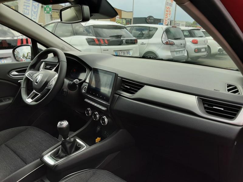 Photo 14 de l'offre de RENAULT CAPTUR TCe 100 Intens à 18900€ chez Centrale auto marché Périgueux