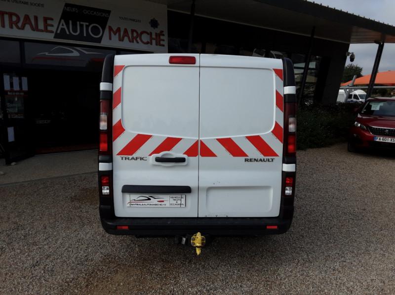 Photo 37 de l'offre de RENAULT TRAFIC CA L1H1 1000 KG DCI 120 E6 GRAND CONFORT  à 16900€ chez Centrale auto marché Périgueux