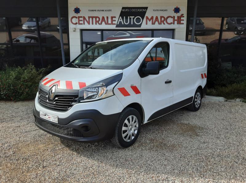 Renault TRAFIC CA L1H1 1000 KG DCI 120 E6 GRAND CONFORT  Diesel  Occasion à vendre