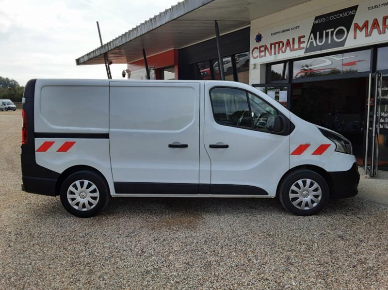 Photo 35 de l'offre de RENAULT TRAFIC CA L1H1 1000 KG DCI 120 E6 GRAND CONFORT  à 16900€ chez Centrale auto marché Périgueux