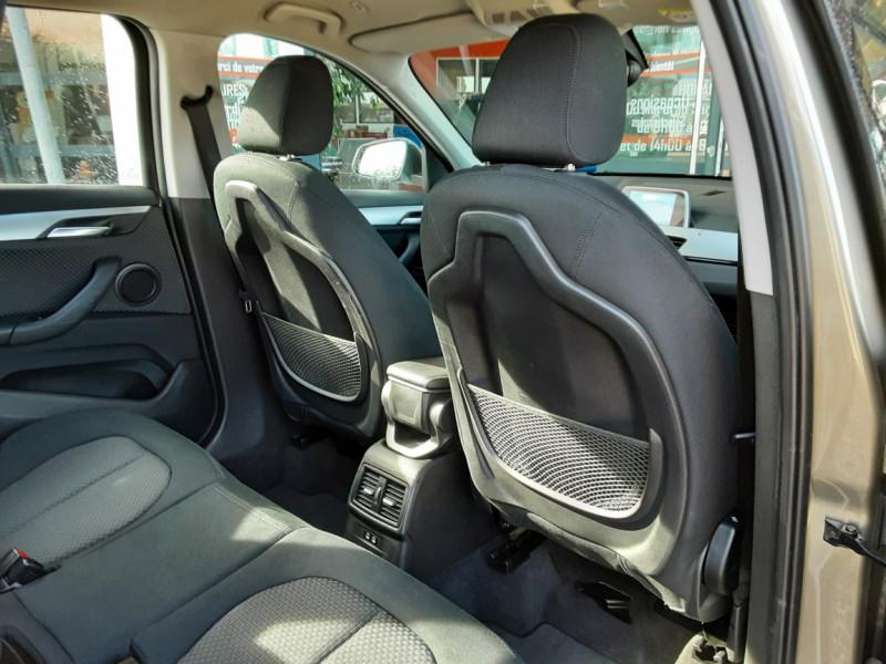 Photo 5 de l'offre de BMW X1 sDrive 16d 116 ch DKG7 Business Design à 25900€ chez Centrale auto marché Périgueux