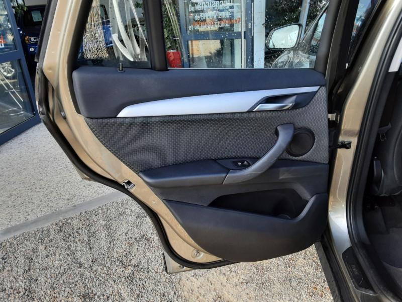 Photo 11 de l'offre de BMW X1 sDrive 16d 116 ch DKG7 Business Design à 25900€ chez Centrale auto marché Périgueux