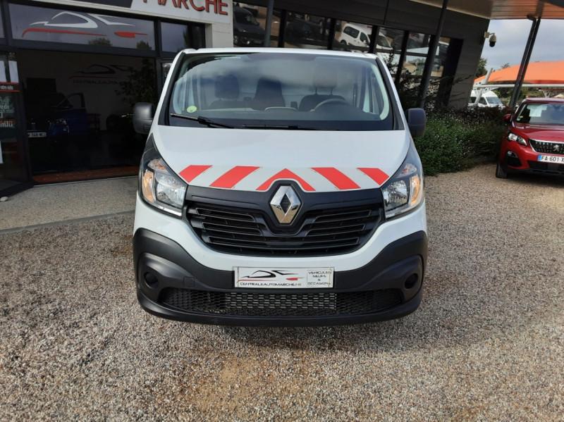 Photo 30 de l'offre de RENAULT TRAFIC CA L1H1 1000 KG DCI 120 E6 GRAND CONFORT  à 16900€ chez Centrale auto marché Périgueux