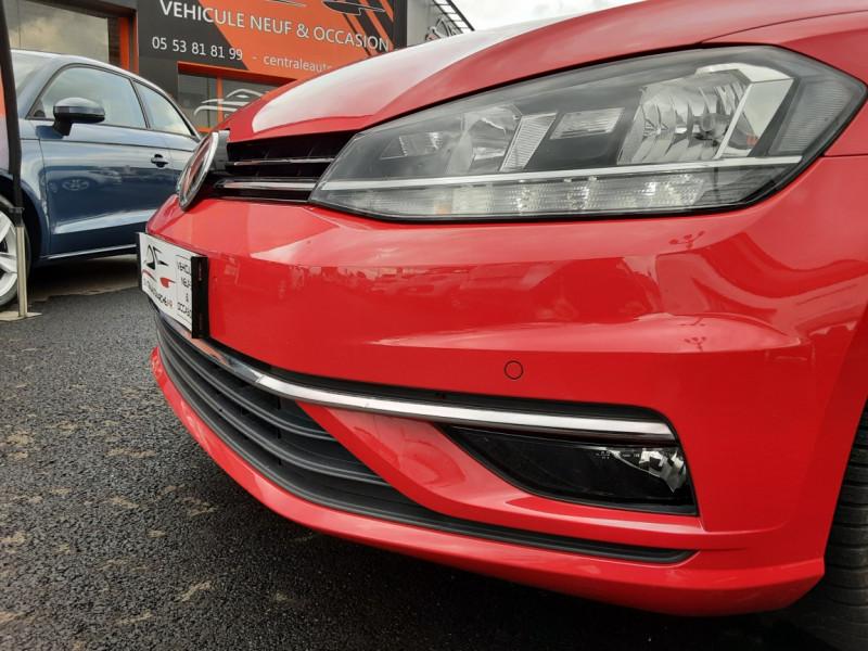 Photo 42 de l'offre de VOLKSWAGEN GOLF 2.0 TDI 150 BMT DSG7 Confortline à 20500€ chez Centrale auto marché Périgueux