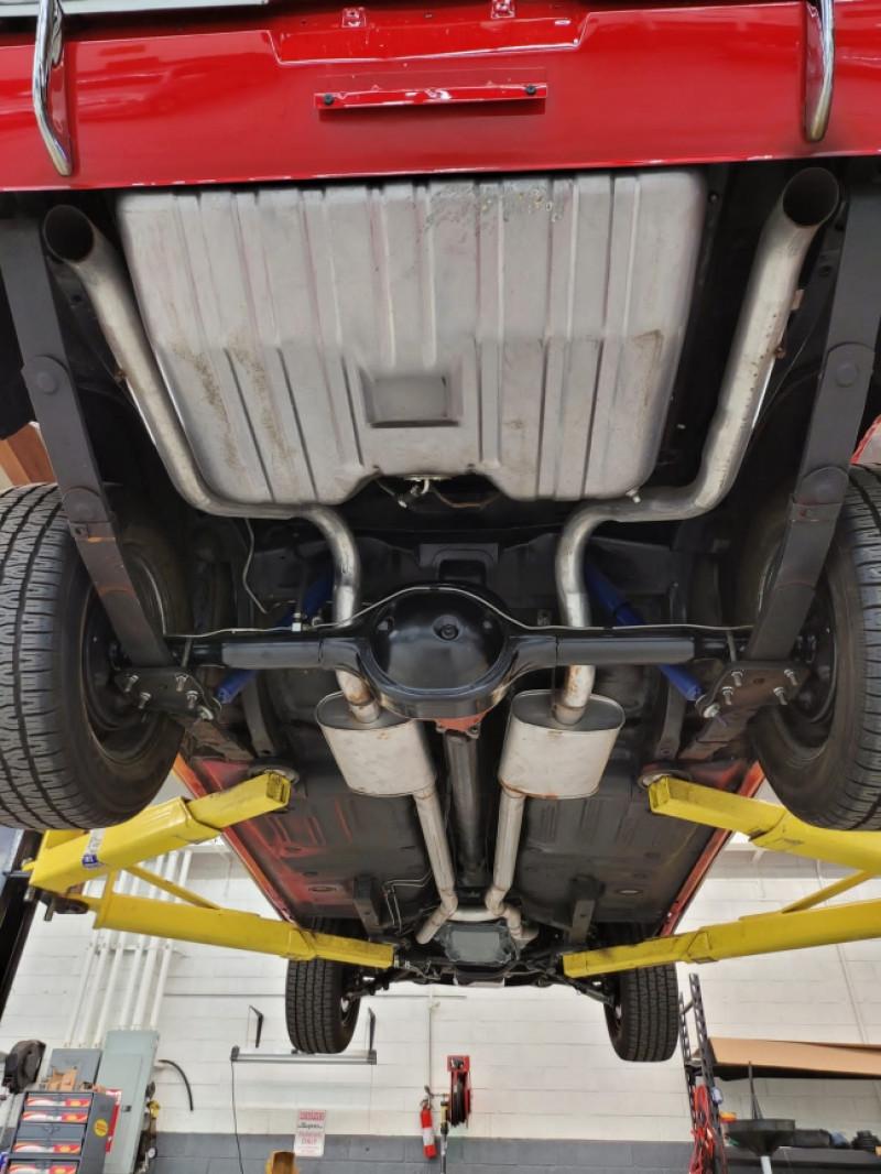 Photo 15 de l'offre de FORD MUSTANG FASTBACK 289 CI V8 à 65000€ chez Centrale auto marché Périgueux