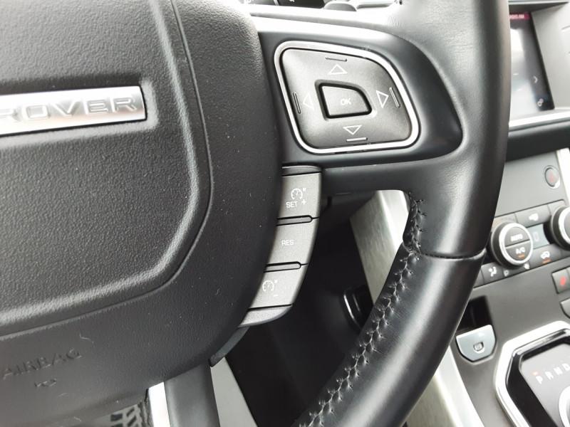 Photo 28 de l'offre de LAND-ROVER RANGE ROVER EVOQUE TD4 180 BVA Business à 27990€ chez Centrale auto marché Périgueux
