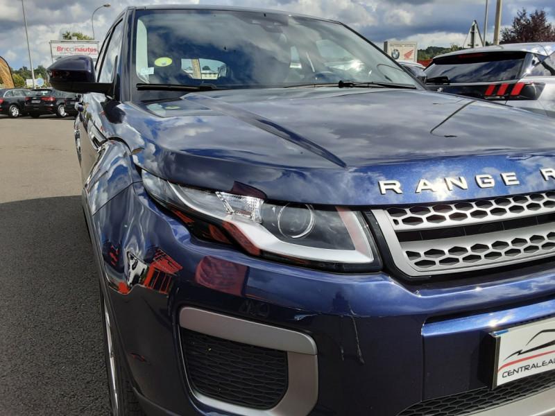 Photo 22 de l'offre de LAND-ROVER RANGE ROVER EVOQUE TD4 180 BVA Business à 27990€ chez Centrale auto marché Périgueux