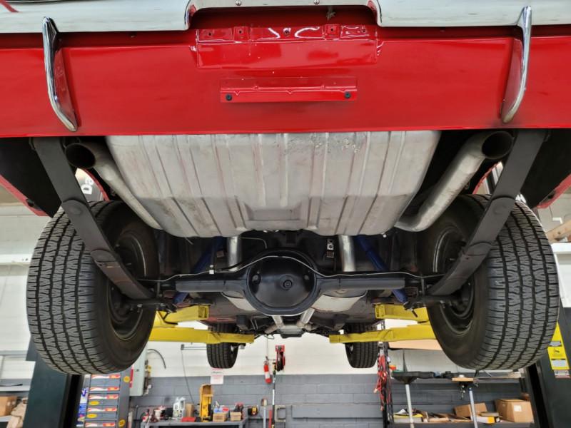 Photo 16 de l'offre de FORD MUSTANG FASTBACK 289 CI V8 à 65000€ chez Centrale auto marché Périgueux