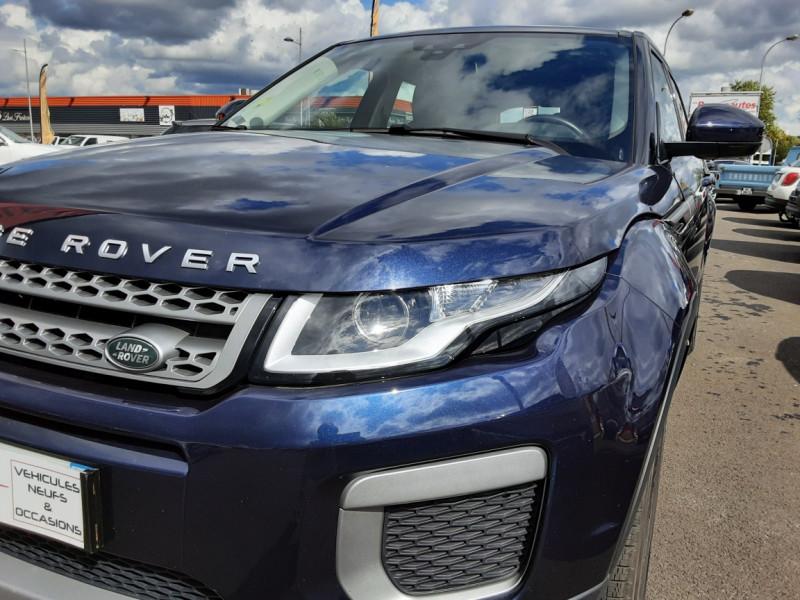 Photo 21 de l'offre de LAND-ROVER RANGE ROVER EVOQUE TD4 180 BVA Business à 27990€ chez Centrale auto marché Périgueux