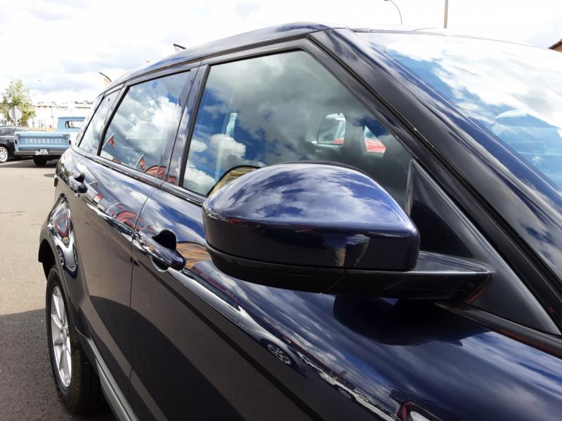 Photo 36 de l'offre de LAND-ROVER RANGE ROVER EVOQUE TD4 180 BVA Business à 27990€ chez Centrale auto marché Périgueux