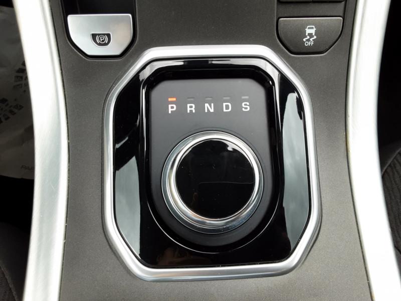 Photo 10 de l'offre de LAND-ROVER RANGE ROVER EVOQUE TD4 180 BVA Business à 27990€ chez Centrale auto marché Périgueux