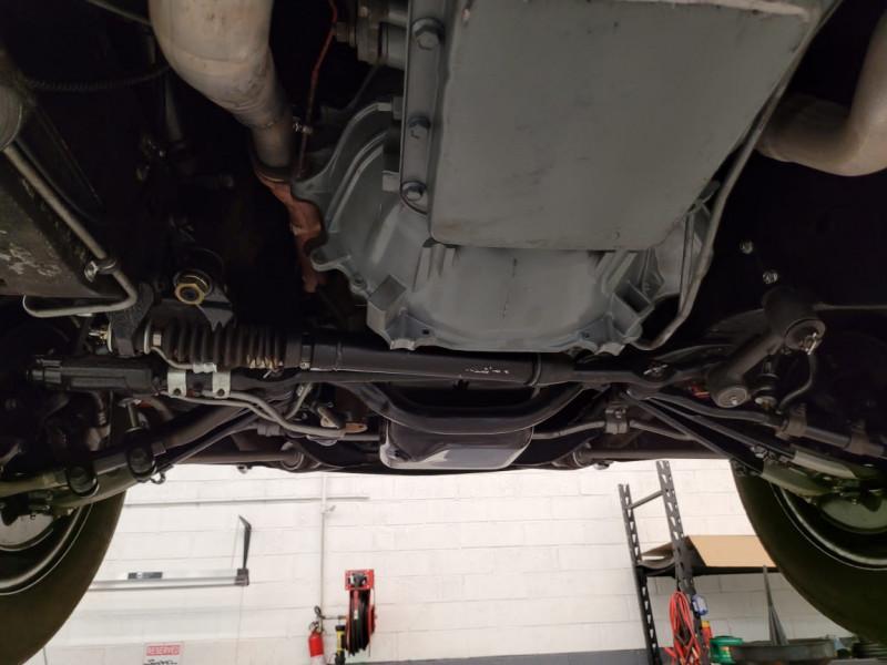 Photo 18 de l'offre de FORD MUSTANG FASTBACK 289 CI V8 à 65000€ chez Centrale auto marché Périgueux