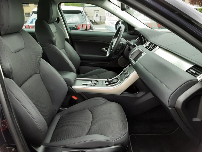 Photo 14 de l'offre de LAND-ROVER RANGE ROVER EVOQUE TD4 180 BVA Business à 27990€ chez Centrale auto marché Périgueux