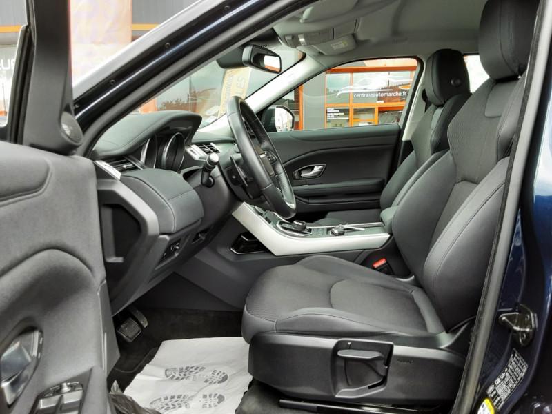 Photo 11 de l'offre de LAND-ROVER RANGE ROVER EVOQUE TD4 180 BVA Business à 27990€ chez Centrale auto marché Périgueux
