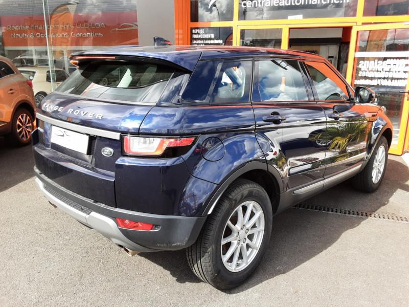Photo 2 de l'offre de LAND-ROVER RANGE ROVER EVOQUE TD4 180 BVA Business à 27990€ chez Centrale auto marché Périgueux